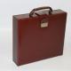 Кожаная папка в форме портфеля
